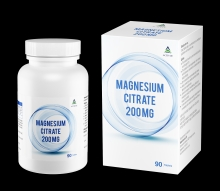 Activue Magnesium Citrate 400mg