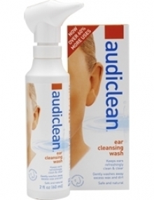 Audiclean Ear Cleansing Wash